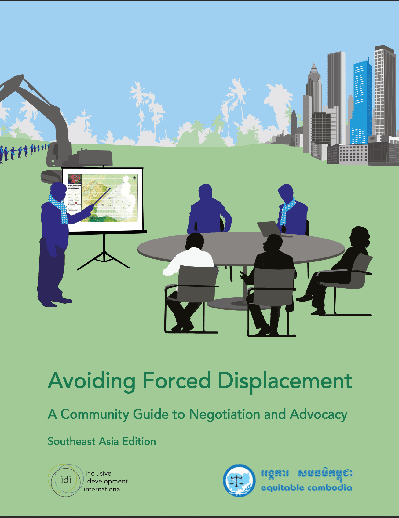 Avoiding Forced Displacement Cover