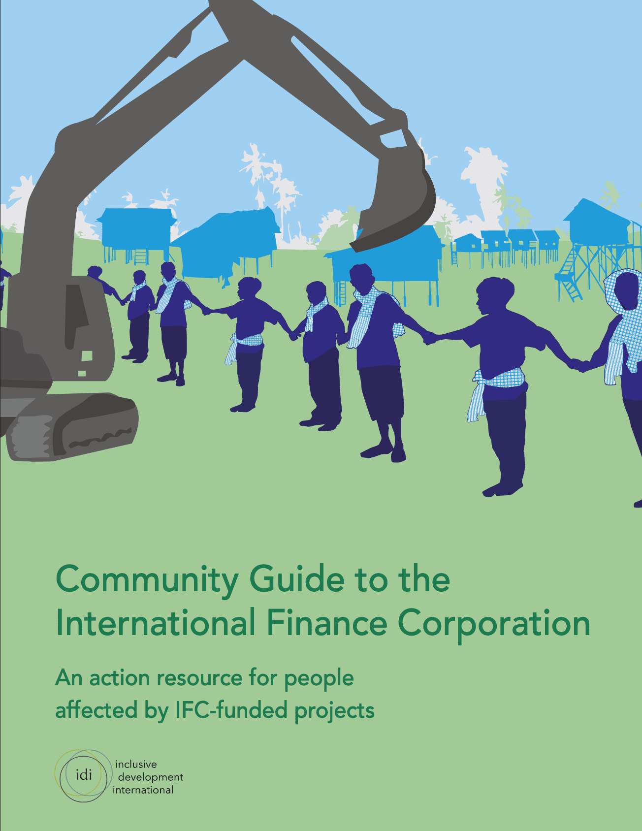 Community Guide to the International Finance Corporation Cover