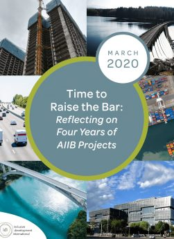Time to Raise the Bar: Reflecting on Four Years of AIIB Projects Cover